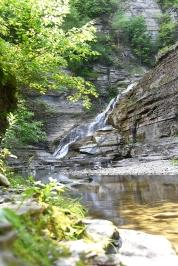 Lucifer Falls. Ithaca, NY.