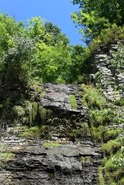 Ithaca Falls. Ithaca, NY.