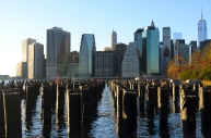 Brooklyn bridge Park View